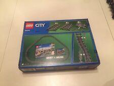 Lego 60205 Train Tracks 6020520 8x8x4 (20 Track Pieces)