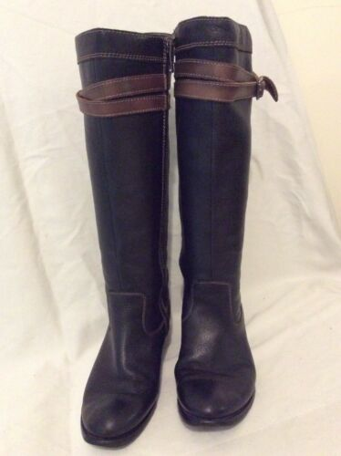 Boots Knee Size 36 Pikolinos Black Leather High qgBCxAwx