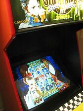 600+ in 1 multigame game arcade machine Street Fighter Alpha 3rd Strike,Simpsons