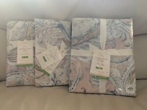 Pottery Barn Mallorie Duvet Cover Set Warm King Amp Euro