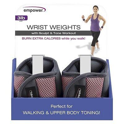 Wrist Weights Empower