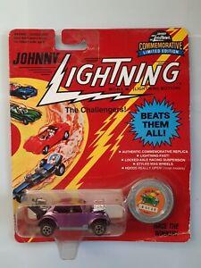 JOHNNY-Lightning-VINTAGE-VOLKSWAGEN-BEETLE-PNEUMATICI-REDLINE-non-HOT-WHEELS-RARO-VW