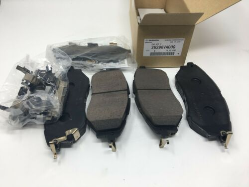Genuine Subaru WRX Front Disc Brakes Pad Set Kit 26296VA000 2015 WRX OUTBACK