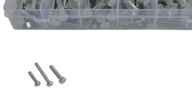 High Tensile Grade 8.8 Nut /& Bolt Assortment Grab Kit M4 for sale online M10 424 Pieces