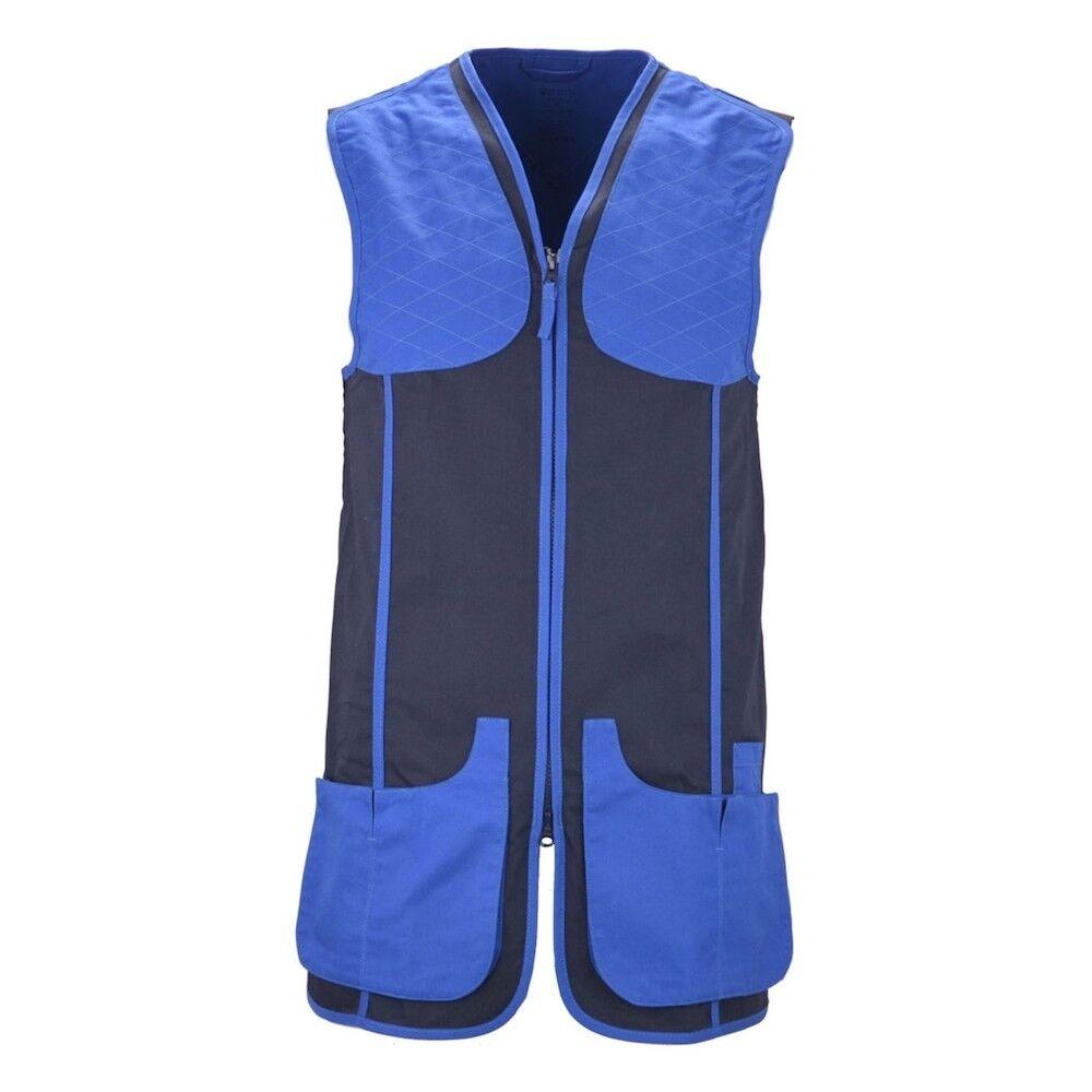 Mannens Beretta Shooting maas Vest... blauw Beretta