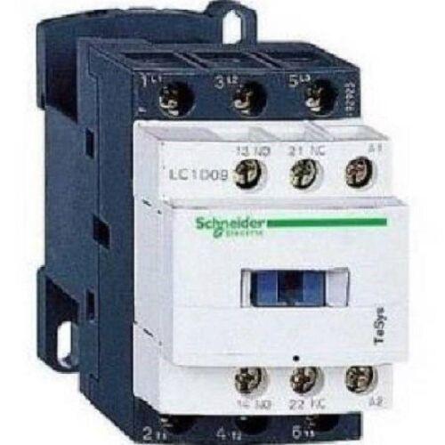LC1D09B7 Schneider Contacteur TeSys LC1D 3P AC3 440V 9 A bobine 24V CA