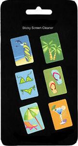 """Tablet & Ebook-zubehör Hart Arbeitend Sticker """"urlaub"""" Cleaner Reinigung Display Handy Phone Tablet Laptop Geschenk"""