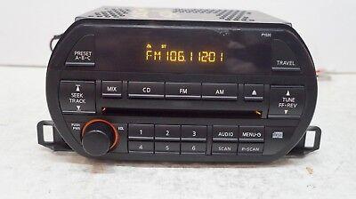 02 03 04 NISSAN Altima Radio Stereo CD Disc Player 28185-8J100 PY020 OEM