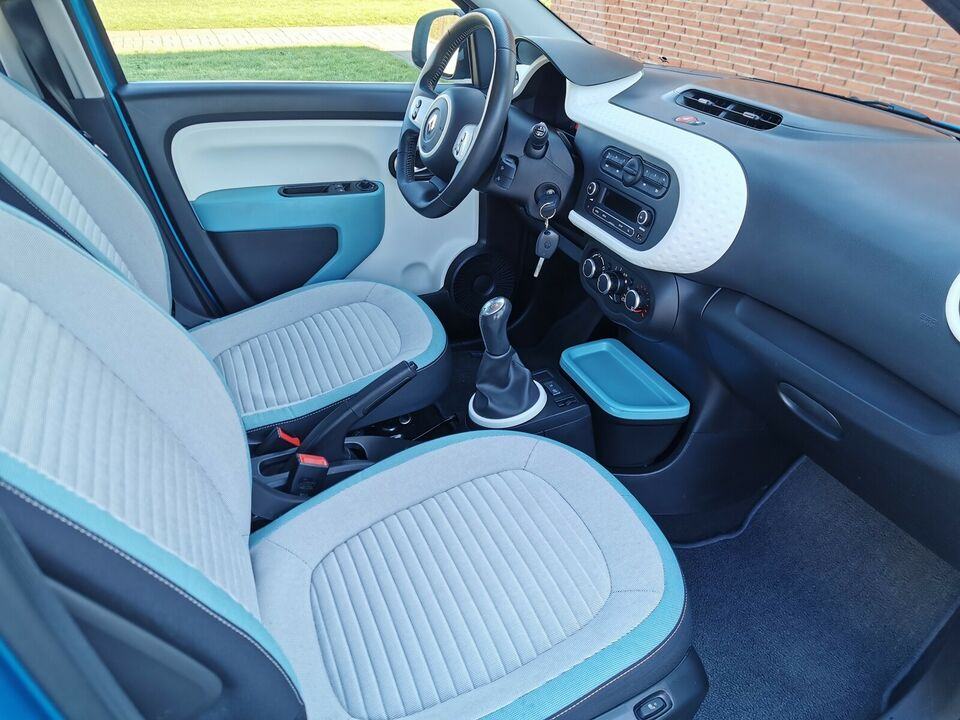 Renault Twingo, 1,0 SCe 70 Authentique, Benzin
