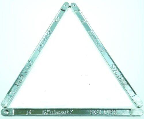 500 g de soldadura Bar Para Baño Tin Horno Etc, Sn63 / Pb37 soldaduras de plomo (1 Bar)