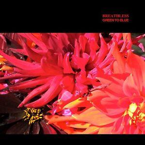 BREATHLESS-Green-To-Blue-2012-UK-11-track-vinyl-2xLP-album-NEW-SEALED