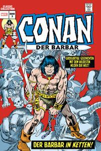 CONAN-DER-BARBAR-deutsch-CLASSIC-COLLECTION-HC-3-JOHN-BUSCEMA-836-Seiten-OMNIBUS