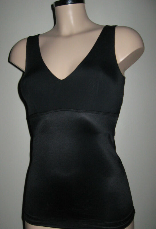 Ladies Black Camisole For All Over Shaping And A Smooth Look. M/f For M&s