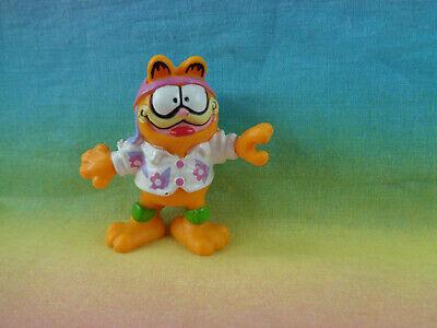 Vintage 1978 - 1981 Garfield Skateboarder Miniature PVC ...