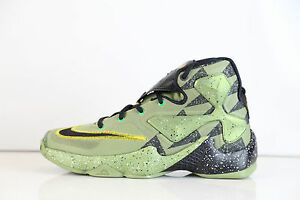 3e5e30d327fd8 Nike Lebron XIII AS All Star Alligator BG GS 836386-309 5-7 lbj 13 1 ...