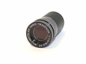 Projektionsobjektiv-Will-Wetzlar-Vario-Travenon-1-5-16-5-30-mm-Super-8-W3