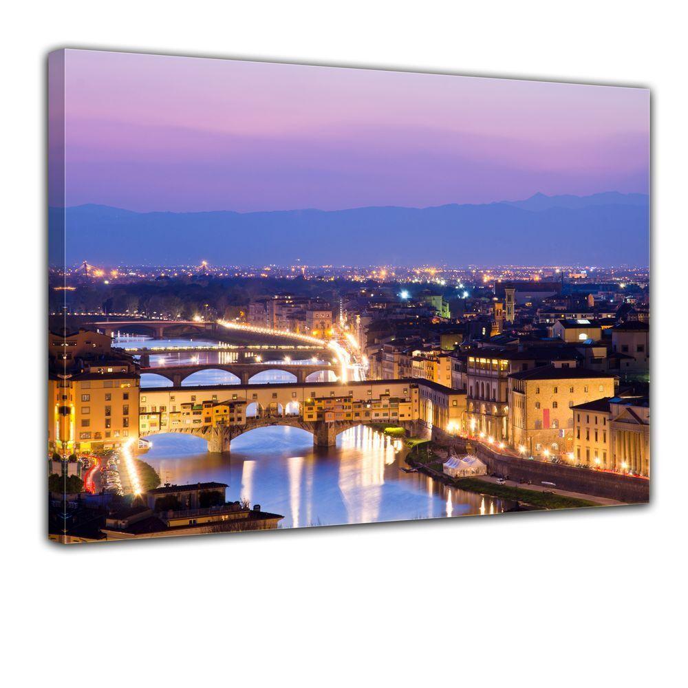 Leinwandbild - Florenz - Italien