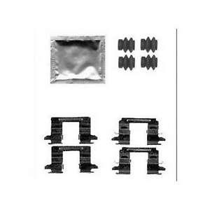 Genuine Delphi Rear Brake Pad Accessory Kit - LX0556