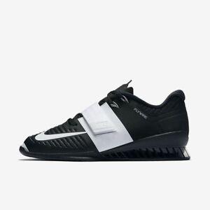 Romaleos 3 Black/White SIZE 13, FITS