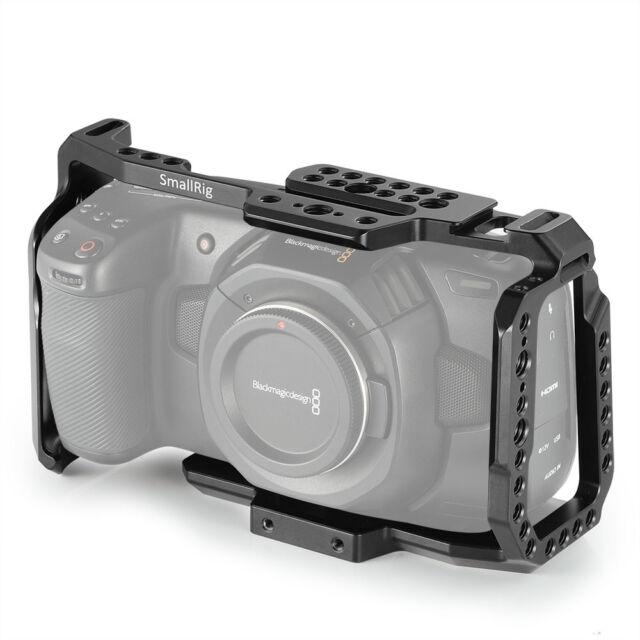 Smallrig Cage For Blackmagic Design Pocket Cinema Camera Bmpcc 4k 2203 For Sale Online Ebay