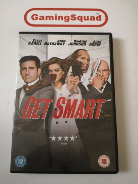 Get Smart DVD, Supplied by Gaming Squad