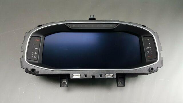 Original Seat Leon / Ateca Instrument Cluster Digital Tacho Speedometer