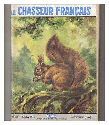 100% Waar Chasseur Francais 788 10/1962 Manufrance Anniversaire