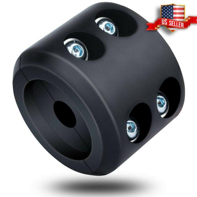 Universal heavy duty ATV UTV winch guard cable stop hook stop line saver X9Q7
