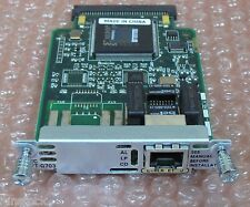 Cisco VWIC-1MFT-G703 Multiflex Trunk Voice/WAN Interface Module 73-3042-04