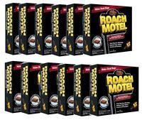 12 Pk 2 Glue Traps Ea Black Flag Roach Motel Insect Pest Control Hg-11020 61009