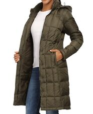 NEW THE NORTH FACE Metropolis Parka - women's down jacket XS Olive Green   NEW