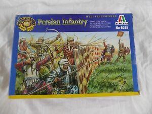 Diligent Italeri 6025 Persian Infantry Ive-ve Siècle Av. (88 X 1:72) (2000) Neuf