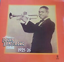 "The Louis Armstrong Legend 1925-1926 LP 12"" 33rpm 1981 UK rare vinyl record (ex)"