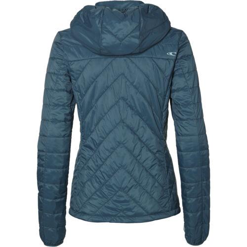 O /'Neill función chaqueta chaqueta tránsito Jacket azul impermeable