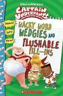 Wacky Word Wedgies and Flushable Fill-Ins (Captain Underpants Movie) by Howie Dewin (Paperback, 2017)
