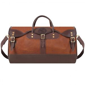 Bison-Leather-Sportsman-039-s-Duffel
