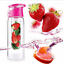 Hot 700ml Fruit Fusion Infusing Infuser Water Bottle Sports Health Juice Maker