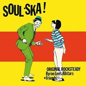 Soul-Ska-Byron-All-Stars-Lee-2018-Vinyl-NEU