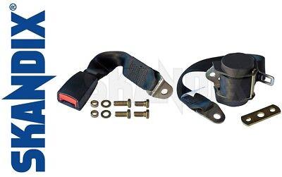 black 164 140 PV544 P1800 Safety belt front all Volvo 122