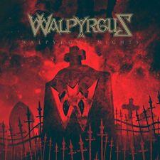 WALPYRGUS - Walpyrgus Nights (NEW*US METAL*TTD*WHW*RIOT*HIGH SPIRITS*LEATHERWOLF