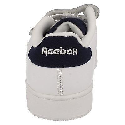 Reebok jnpc II 2V Matl Kinder weiß/blau Kadett / Dose grau beschichtet