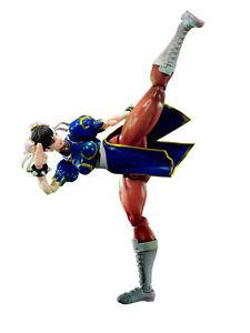 Figurine Sh Figuarts Chun Li - Combattant de rue V Bandai
