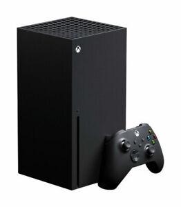 Microsoft Xbox Series X 1TB Spielekonsole - Schwarz