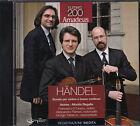 Handel SONATE PER VIOLINO E BASSO CONTINUO Astrée - Montis Regalis AMADEUS