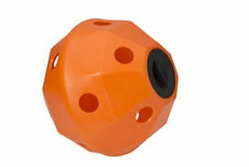 PROSTABLE HAYBALL SMALL  HOLES - orange - TRL2910  store sale outlet