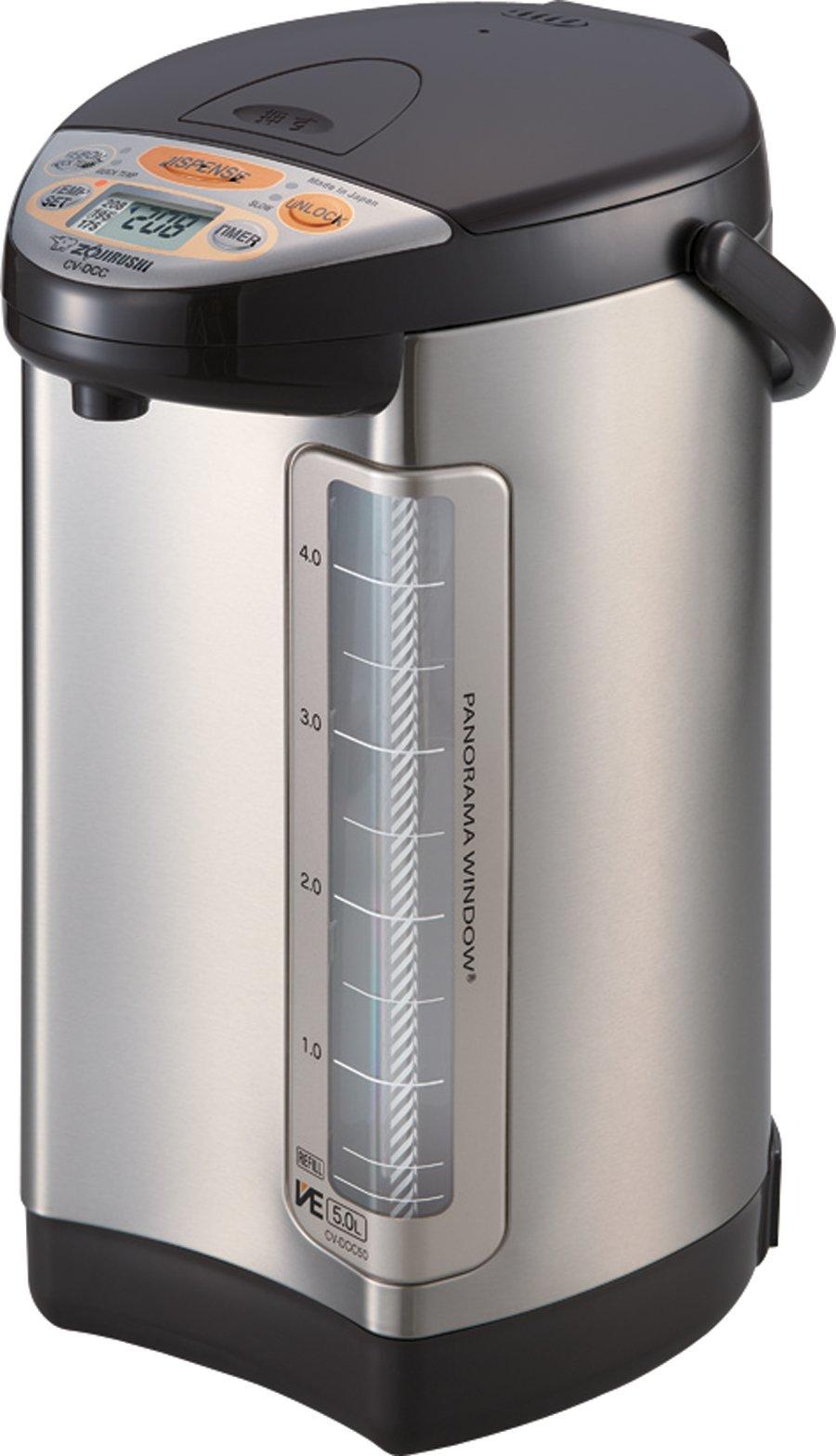 Zojirushi CV-DCC50XT VE Hybride Distributeur d'eau chaudière et chauffe - 5.0 L