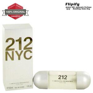 212 Perfume EDT Spray By CAROLINA HERRERA FOR WOMEN
