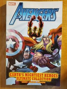 Avengers-Earth-039-s-Mightiest-Heroes-Ultimate-Collection-great-condition