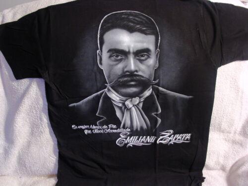 EMILIANO ZAPATA ES MEJOR MORIR DE PIE QUE VIVIR ARRODILLADO MEXICO T-SHIRT