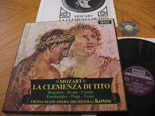3 LP Box Mozart La Clemenza Di Tito KERTESZ Decca UK | M-